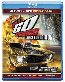 H.B. Halicki's Original Gone in 60 Seconds [Blu-ray]