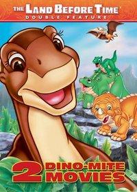 Land Before Time - 2 Dino Mite Movies