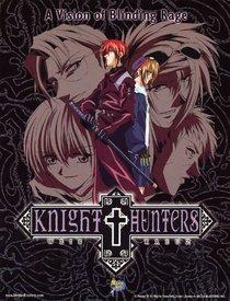Knight Hunters - Shining Cross (Vol. 4)