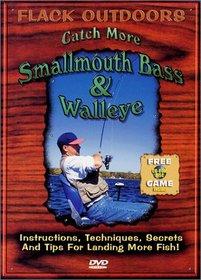 Catch More Smallmouth Bass & Walleye
