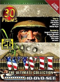 WWII - The Ultimate Collection (30 Movie Pack)