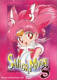 Sailor Moon S - Heart Collection III: TV Series, Vols. 5 & 6 (Uncut)