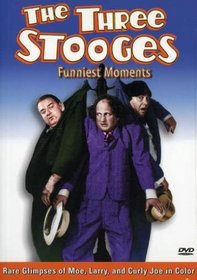 The Three Stooges: Funniest Moments, Vol. 1