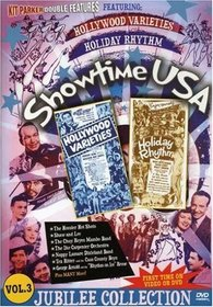 Showtime USA, Vol. 3: Hollywood Varieties and Holiday Rhythm