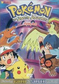 Pokemon - The Johto Journeys - Flying Ace (Vol. 43)