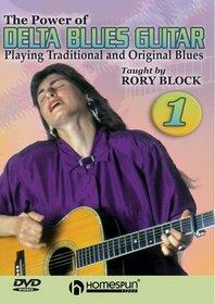 The Power of Delta Blues Guitar, Vol. 1 & 2