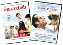 SPANGLISH / AS GOOD AS IT GETS (DVD)-2PK (SIDE BY SIDE)