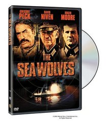 The Sea Wolves (Keep Case)