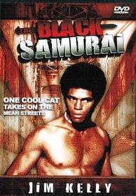 The Black Samurai DVD Unrated Jim Kelly