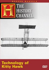 Modern Marvels - Technology of Kitty Hawk (History Channel) (A&E DVD Archives)
