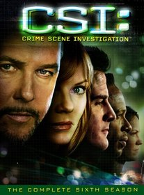 C.S.I. Crime Scene Investigation - The Complete Sixth Season