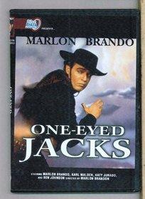 One-Eyed Jacks DVD in Slim Case