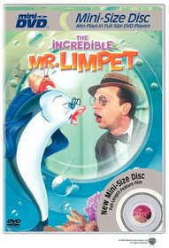 The Incredible Mr. Limpet (Mini DVD)