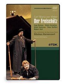 Weber - Der Freischutz / Seiffert, Nielsen, Salminen, Hartelius, Polgar, Vogel, Harnoncourt, Zurich Opera