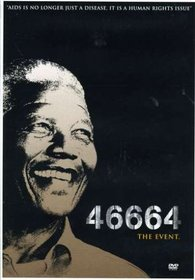 46664, The Event - Nelson Mandela's AIDS Day Concert