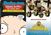 Family Guy Presents Stewie Griffin: The Untold Story/Supertroopers