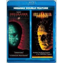 Hellraiser: Bloodline / Hellraiser: Inferno (Miramax Double Feature) [Blu-ray]
