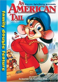 An American Tail Family Double Feature