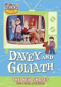 Davey and Goliath - The New Skates