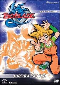 Beyblade - Grudge Match (Vol. 5)