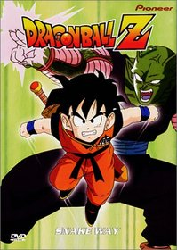 Dragonball Z, Vol. 3 - Snake Way