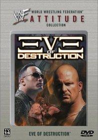 WWE - Eve of Destruction