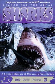 Search for the Great Sharks (Large Format)