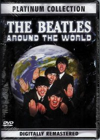 Beatles- Around the World (Platinum Collection) (1995) (2005 DVD)