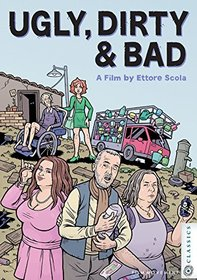 Ugly Dirty & Bad [Blu-ray]