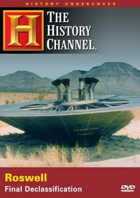 History Undercover - Roswell: Final Declassification (History Channel)