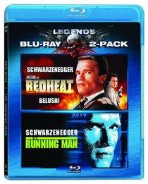 Running Man / Red Heat (Two-Pack) [Blu-ray]