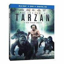 Legend of Tarzan, The (2016) (BD) [Blu-ray]