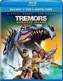 Tremors: Shrieker Island [Blu-ray]