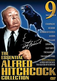 The Essential Alfred Hitchcock Collection
