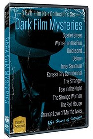Dark Film Mysteries (3-Disc Collector's Set)