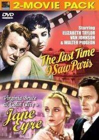 Last Time I Saw Paris: Jane Eyre