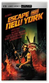 Escape from New York [UMD for PSP]