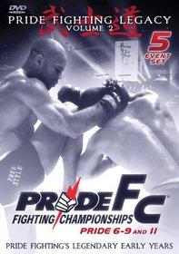 Pride Fighting Championships: Pride Fighting Legacy, Vol. 2