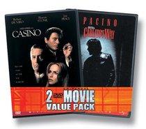 Casino & Carlito's Way (2pc) (Ws)