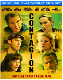Contagion (Two-Disc Blu-ray/DVD Combo + UltraViolet Digital Copy)