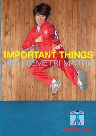 Important Things With Demetri Martin: Season 2