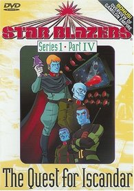 Star Blazers - The Quest For Iscandar - Series 1, Part IV (Episodes 14-17)