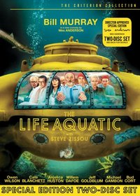 The Life Aquatic with Steve Zissou - Criterion Collection (2-Disc Special Edition)