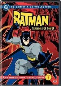 The Batman - Season 1, Vol. 1 - Training for Power (DC Comics Kids Collection)