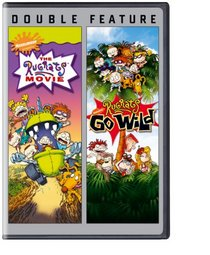 Rugrats The Movie / Rugrats Go Wild (DBFE)
