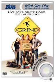 Grind (Mini DVD)