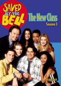Saved By the Bell - The New Class Season 3