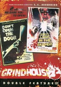 Grindhouse Double Feature (Don't Open the Door / Don't Look in the Basement)