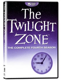 Twilight Zone: The Complete Fourth Season (Episodes Only Collection)