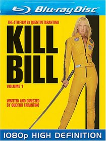Kill Bill - Volume One [Blu-ray]